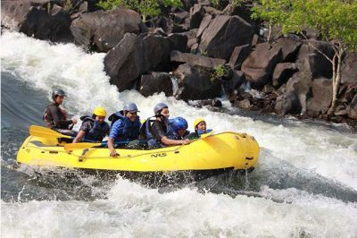 Day Package - Kundalika Rafting